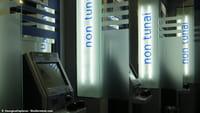 दिल्ली में कबाड़ लेने वाली एटीएम मशीन
