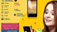 डोकोस X1 स्मार्टफोन 888 रुपए में लॉन्च, बुकिंग शुरू