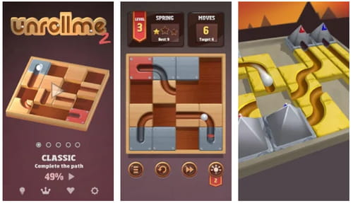 Unroll Me 2 puzzle android game download karo free version