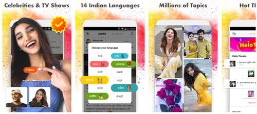 Helo WhatsApp Status Share social media latest version