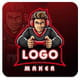 Gaming logo maker free